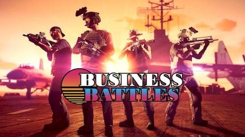 Оружейные бароны, бизнес-схватках и другие изменения в GTA Online