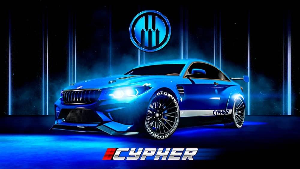 Übermacht Cypher