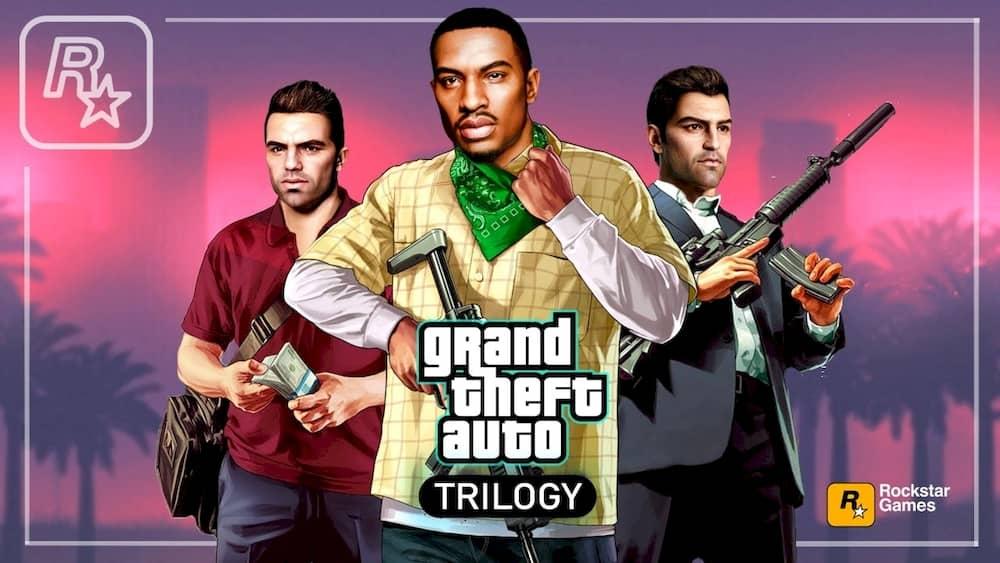 Новая GTA Trilogy получила рейтинг в Южной Корее