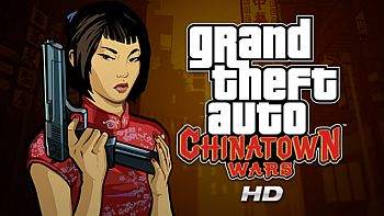 Chinatown Wars iPad