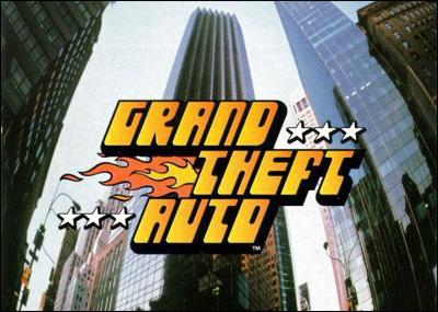 Логотип Grand Theft Auto 1