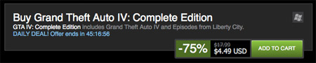 rand Theft Auto IV: Complete Edition - 75%