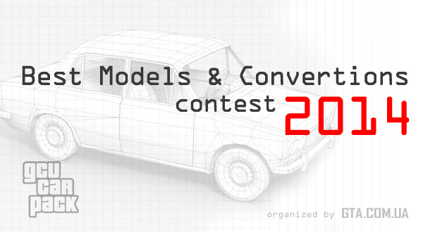 Best Models & Convertions Contest 2014