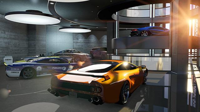 Import/Export в GTA: Online!