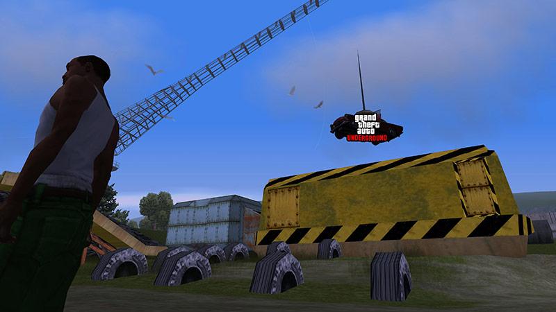 Команда GTA: Underground оставила проект