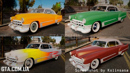 Cadillac Series 62 convertible 1949 [EPM] (Pack)