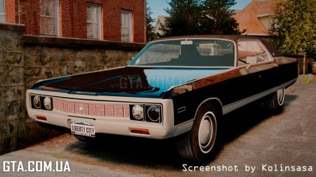 Chrysler New Yorker 1971