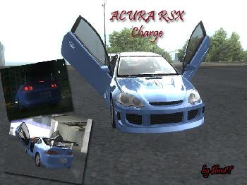 Acura RSX Charge
