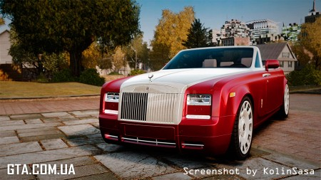 Rolls Royce Phantom Convertible 2012