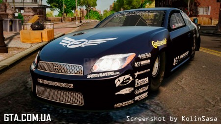 Scion TC Drag