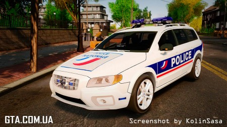 Volvo Police National [ELS]