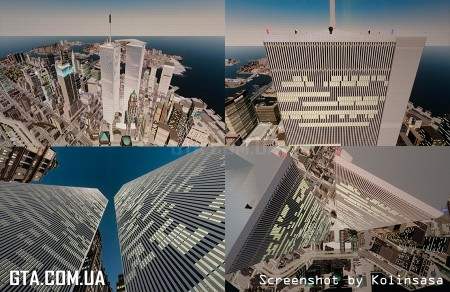 World Trade Center Mod EFLC v0.3 (1120 patch)