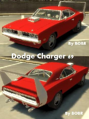 "Dodge Charger 69 R/T ""Dukes"""