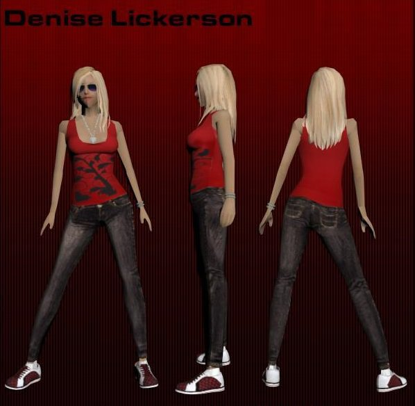 Denise Lickerson