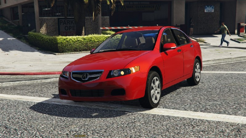 Acura TSX 2004 (Add-On/Replace) v1.0