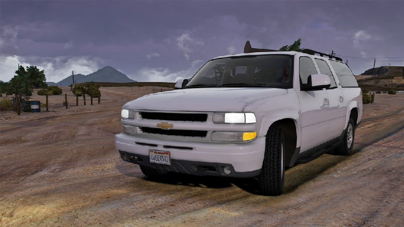 Chevrolet Suburban Z71 2003 (Add-On/Replace) v0.1
