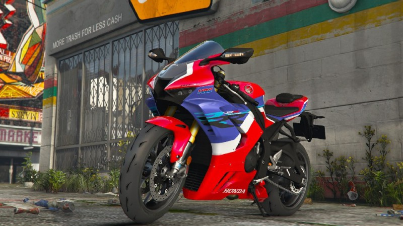 Honda CBR-1000RR-R SP 2020 (Add-On) v3.5.6