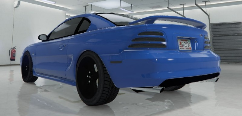 Ford Mustang GT 1995 (Add-On) v1.0