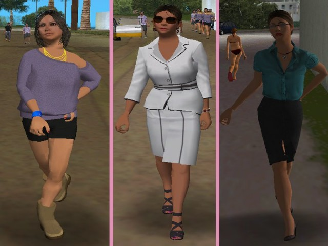 New Peds VC - Pack 1-3 Woman