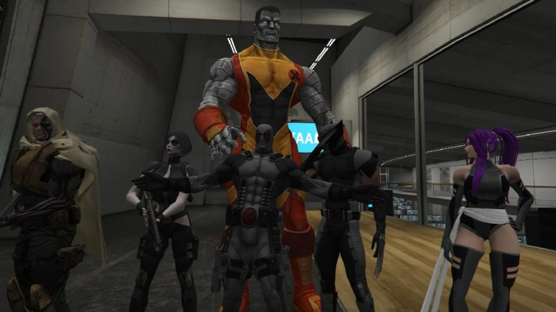X-Force Pack