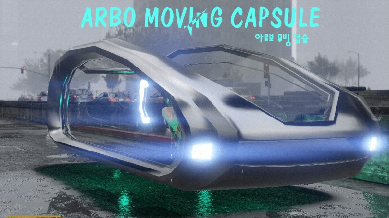 Arbo Moving Capsule (Add-On) v1.0