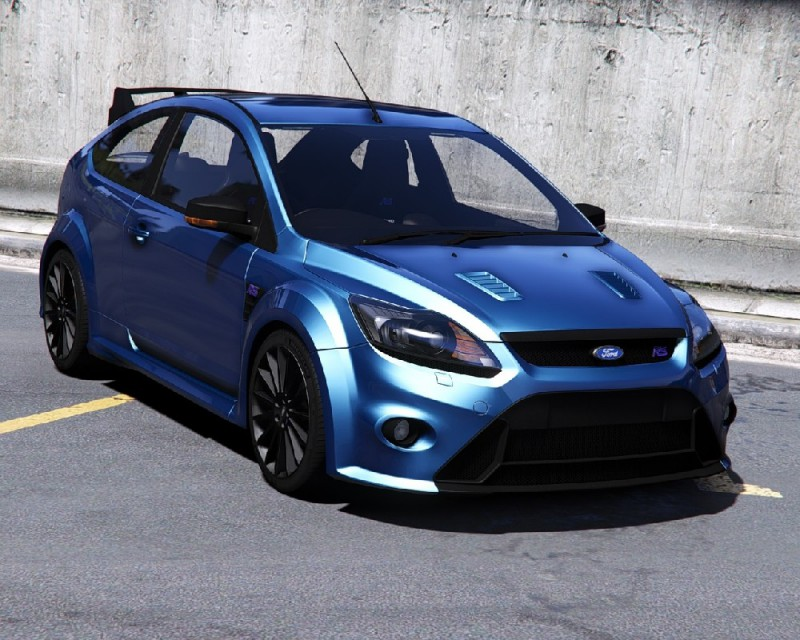 Ford Focus RS 2009 (Add-On) v1.0