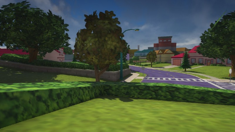 Simpsons Hit & Run - Level one v1.0b