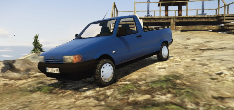 Zastava Florida 2002 (Add-On) v1.0