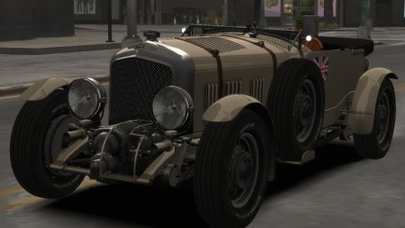 Bentley Blower 4 1-2 Litre (beta)