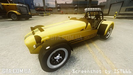 Caterham 7 620R (Real Racing 3)