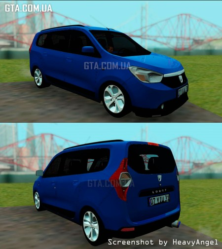 Dacia Lodgy v1.0