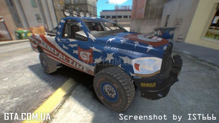 Dodge Power Wagon Stock Baja Version (Dirt 2)