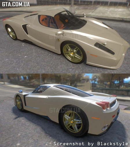 Ferrari Enzo 2002 (Need for Speed: Rivals) [EPM]