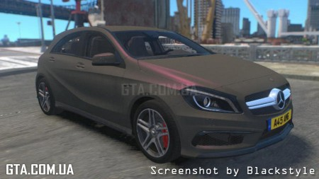 Mercedes-Benz A45 AMG 2014 (Project CARS)