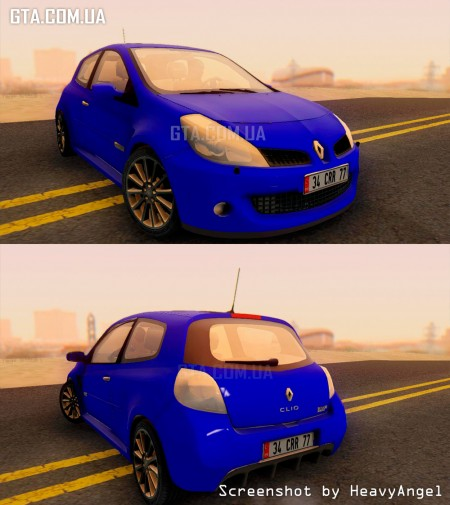 Renault Clio RS 2008