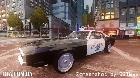 Shelby GT500 428CJ CobraJet Police Car