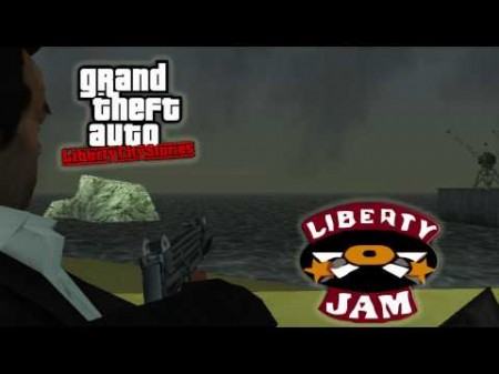 Радиостанция The Liberty Jam (GTA:LCS)