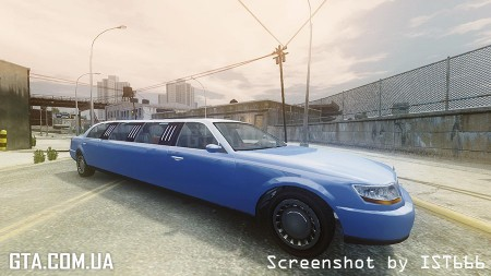 Albany Washington Stretch-Limo (GTA 5)