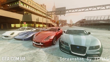 GTA V SuperCars Pack