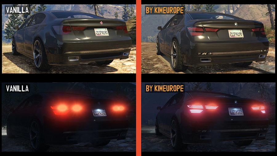 BMW Texture Collection v3.0 для GTA V - Скриншот 3