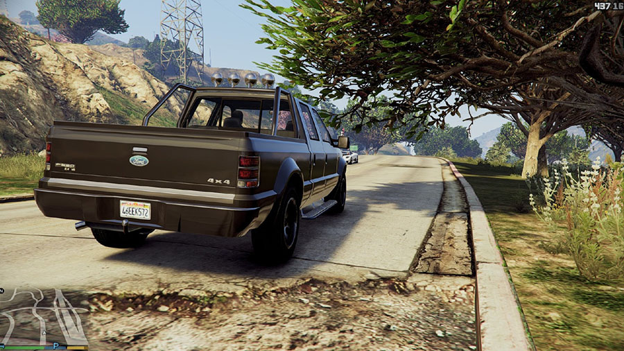 Real Vehicle Patch Conversion Mod v0.9 для GTA V - Скриншот 2
