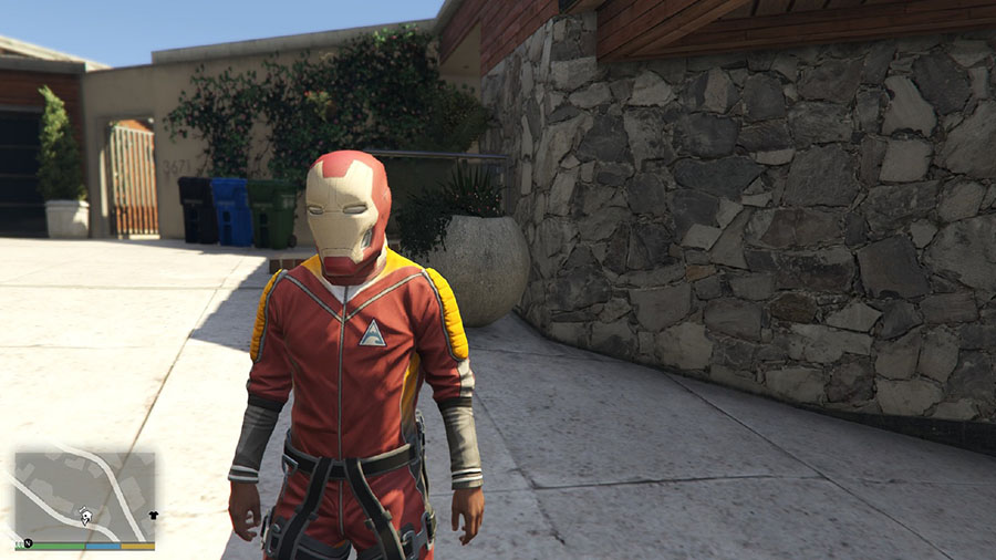 New Mask & Helmet Models v1.2 для GTA V - Скриншот 2