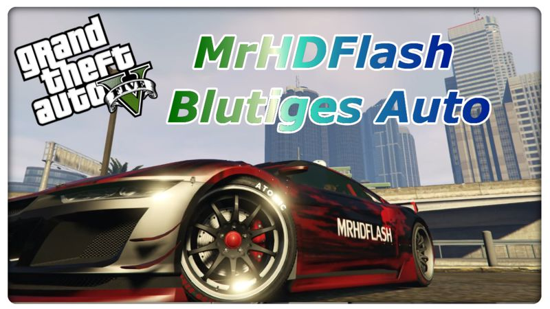 MrHDFlash Modded Car для GTA V - Скриншот 1