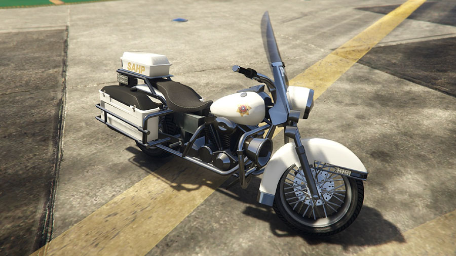 Revised Police Car Textures v3.0 для GTA V - Скриншот 2