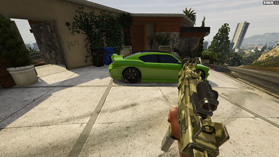 Weapon Camo Pack v1.2 (beta) для GTA V - Скриншот 2