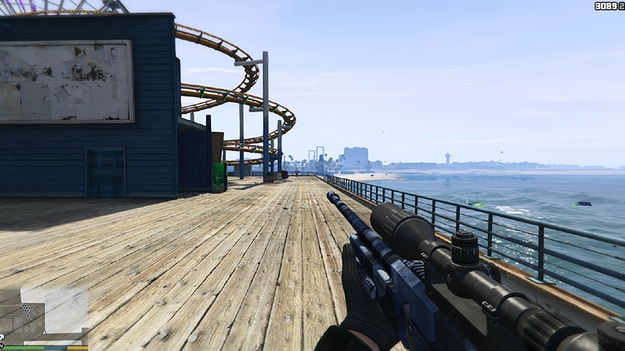 Weapon SkinPack v1.0 для GTA V - Скриншот 2
