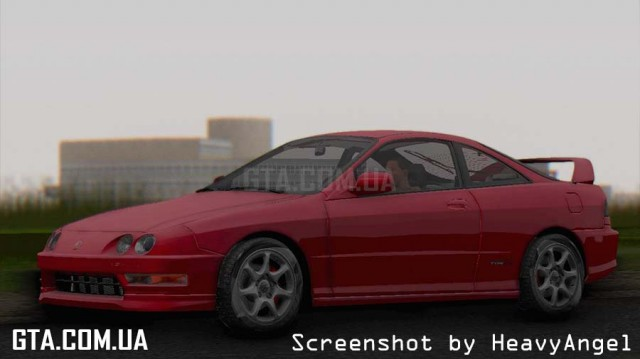 Acura Integra TypeR 2001 Stock