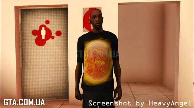 Burning Sun T-Shirt