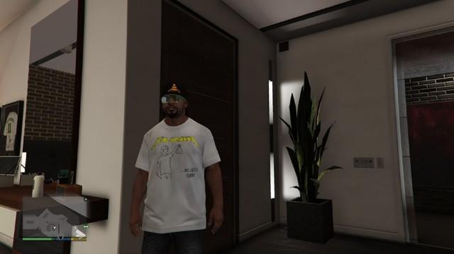Falamansa T-Shirt для GTA V - Скриншот 1