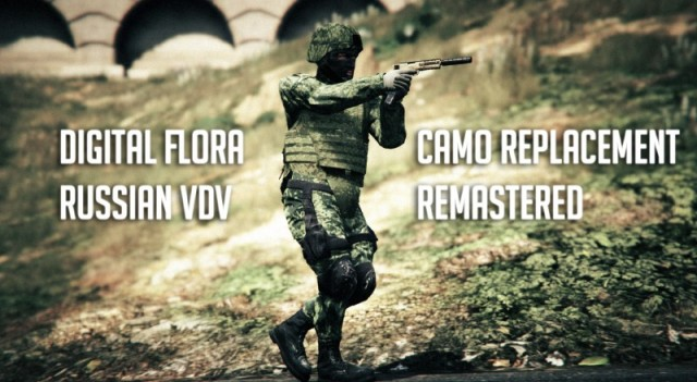 VDV in Los Santos (Remastered) v2.0